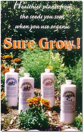 Sure Grow Products