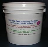 One Gallon Microbe Tea Brewer - Shipping 4 Lbs