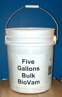 BioVam - 5 Gallon - Shipping 45 Lbs