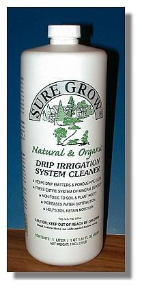 Sure Grow Drip Irrigation System Cleaner - Shipping - 4 Lbs