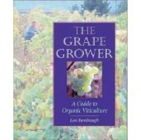 The Grape Grower by Lon Rombough.