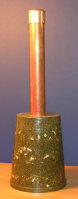 Orgone Eloptic Energy device - 1 pipe unit